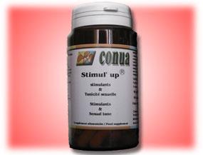 Arginine zinc damiana maca Stimul'up™